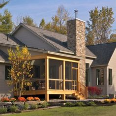 Screened Porch Design Ideas, Pictures, Remodel, and Decor - page 5