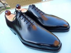 Vass shoes. I think it's the most beautiful shoes in the world.