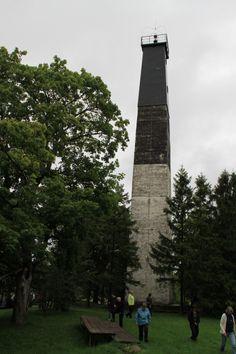 Ansekülan majakka, Viro