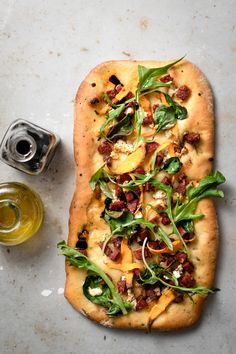 Rosemary Thyme Pizza Dough Recipe | #pizzadough #pizza #flatbread #bread #herbbread #homemadepizzadough #foodphotography #pizzabread | twocupsflour.com