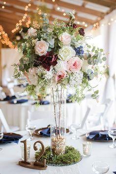 Romantic Twinkling Garden Wedding in Florida at Cross Creek Ranch. Wedding Table Decorations, Table Centerpieces, Wedding Centerpieces, Centrepieces, Butterfly Table, Butterfly Birthday, Garden Wedding, Wedding Day, Twinkle Twinkle