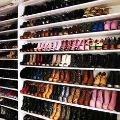 Perfect Shoe Closet. Schrank RaumKleiderschrank IdeenNeue  WohnungAnkleidezimmerBegehbarer ...