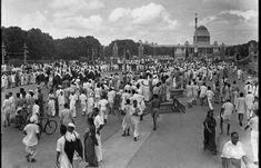 VERY FIRST MORNING OF INDEPENDENT INDIA - 16 AUGUST 1947 . AZAAD BHARAT KI PEHLI SUBAH. JAI HIND . VANDE MATRAM