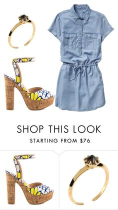 """Sem título #7"" by marcelly-bonin-montan ❤ liked on Polyvore featuring beauty, Lust For Life, Katie Rowland and Gap"