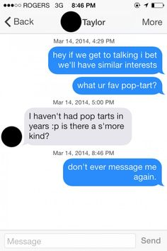 good online dating messages