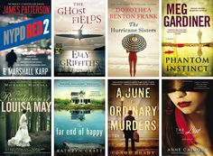 Check out these awesome book covers published in the United States recently and you'll understand why our clients from across the Atlantic love our very talented Trevillion photographers! - 1st: Mark Owen, Clayton Bastiani, ILina Simeonova, Guillermo Carballa. - 2nd: Susan Fox, Jill Battaglia, Lee Avison, Nilufer Barin.