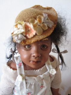 A blog about one woman's passion for vintage-to-modern Black dolls.