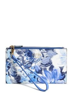 ac812b840a Cianna Floral-Print Zip Wristlet at From days at the office to nights on  the town