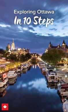 Ottawa is a place to learn and explore the history of our country while enjoying world-renowned urban and outdoor fun. Thailand Adventure, Thailand Travel, Places To Travel, Travel Destinations, Places To Visit, Germany Travel, Japan Travel, Travel Belgium, Visit Canada