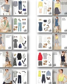 Cabi Costal Cafe collection.  Available online shopping 24/7 @ deborahlkolb.cabionline.com