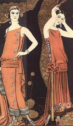 Magizine 1920 Flapper Dresses