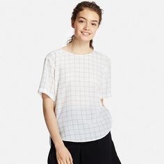 http://www.uniqlo.com/us/product/women-soft-woven-short-sleeve-t-blouse-171748.html