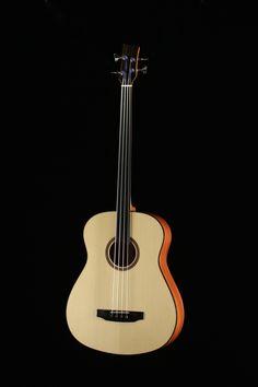 Guitare de Jérémy Fiset, École nationale de lutherie, 2012