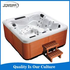Hot sale indoor portable acrylic massage bathtub with TV/DVD Jacuzzi Bathtub, Spa Tub, Jacuzzi Outdoor, Outdoor Spa, Swimming Pool Ladders, Swimming Pools, Zen, Whirlpool Bathtub, Foot Massage