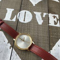 Uhren mit Lederarmband passen einfach perfekt zum Herbst! www.christ.de