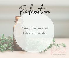 Essential Oils for relaxation. Cooking With Essential Oils, Essential Oils For Pain, Essential Oil Diffuser Blends, Young Living Essential Oils, Doterra Diffuser, Oils For Relaxation, Relaxing Oils, Oils For Energy, Peppermint Plants