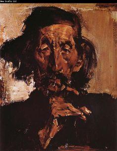 Nikolay Fechin Man