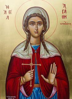 Byzantine Art, Byzantine Icons, Roman Church, Orthodox Christianity, Orthodox Icons, Kirchen, Christian Art, Faith In God, Catholic