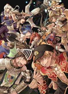 Ragnarok Online promotional illustration
