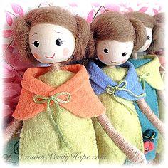 Verity Hope dolls   by Verity Hope www.VerityHope.com