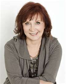 Janet Evanovich...Love her books and can't WAIT for One For The Money to hit the theaters in January!