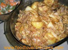 Eenskottel / All -in-one Dish One Pot Dishes, Recipies, Pork, Beef, Chicken, Vegetables, Casseroles, Salads, Tub