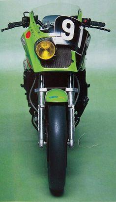 Kawasaki GPZ 900 R | suzuka 8h