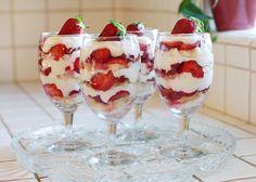 Skinny Strawberry Shortcake Recipe