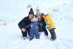 Our Family Ski Trip to Tignes with Mark Warner- Part 2 | Oh Little One Sweet