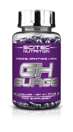 SCITEC GH SURGE - Performance, Weight Loss, Growth Hormone (HGH) STIMULANT Arginine, Ornithine, Lysine L-Arginine is the only precursor of Nitric Oxide (NO) and important precursor of Creatine. Arginine supplementation is a general practice among athletes, bodybuilders, and our classic Arginine, Ornithine, Lysine amino acid combination is also very popular! #dxhivevanity#nutrition#arginine#lysine#aminocomplex#hgh#weightloss