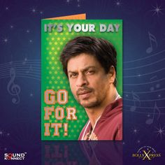Image result for shahrukh birthday card