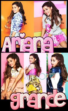 Ariana Grande Was So Unhappy On Victorious :( Ariana Grande Fans, Ariana Grande Pictures, Victoria Justice, Icarly And Victorious, Finding Carter, Sam And Cat, Beautiful Voice, Beautiful Collage, Cat Valentine