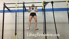 Lifting Revolution for Women - Change Your Life With Taylor » 14 Pull-up Variations To Make You Feel Like Wonder Woman