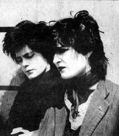 Siouxsie, Morris 1978