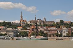 Budapest Skyline by Uffen, via Flickr