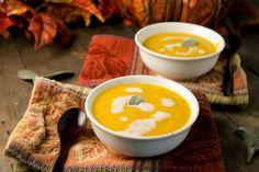 Cream of pumpkin.