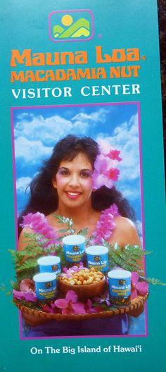 Hawaii 1988 Macademia by gumtau, via Flickr