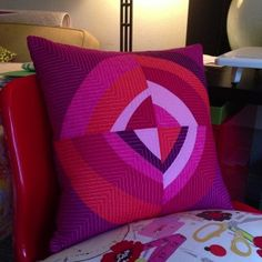 It's a pillow now, but I'm thinking of rounding the corners when I have time. | Flickr - Photo Sharing!
