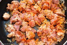 CIORBA UNGUREASCA DE PORC CU DAFIN | Diva in bucatarie Supe, New Recipes, Ethnic Recipes, Pork, Fine Dining