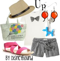 Up- Disneybound I like this up one better
