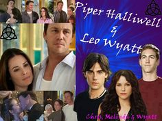 Family Piper & Leo Photo: Piper and Leo's children: Wyatt (Wes Ramsey), Chris (Drew Fuller) & Melinda Halliwell (Sophia Bush). This Photo was upl. Serie Charmed, Charmed Tv Show, Chris Halliwell, Leo Wyatt, Phoebe And Cole, Supernatural Angels, Charmed Sisters, Fun Songs, Photo Charms