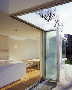 Zac Monro Architects — park house