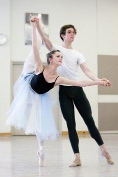 couple class ... Ballet & pointe