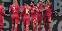 Real Madrid gana 2-0 al Schalke en Champion | A Son De Salsa