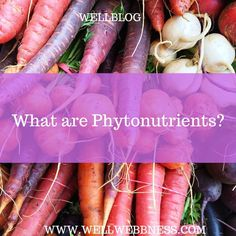 While we commonly hear people debating about the macronutrients, they mostly overlook the importance of phytonutrients in human life and… Rainbow Diet, Dark Green Vegetables, Cognitive Problems, Soy Products, Mother Nature, Health And Wellness, Nutrition, Healthy Lifestyle, Minerals