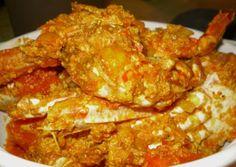 Il Goreng Ketam è una ricetta tipica della cucina indonesiana, consiste in pesce fritto in una salsa di olio, curcuma e zenzero, viene abitualmente s...