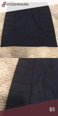 Mini bodycon skirt Like new condition Forever 21 Skirts Mini