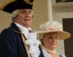 """Mr. & Mrs. Arthur Smith"" - town founders"