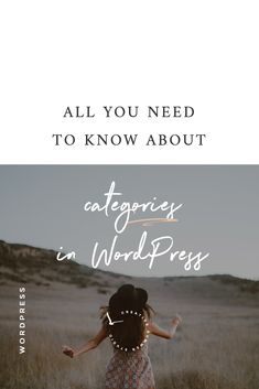 Read about all you need to know about using categories in WordPress. Learn how to add them to your articles, to your sidebar or even in your menu. Home Based Business, Online Business, Wordpress Help, Web Design, Business Goals, Business Ideas, Brand Story, Blogging For Beginners, Online Marketing
