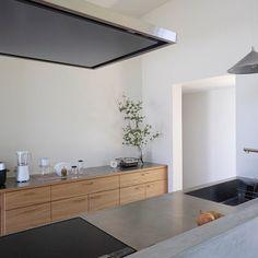 Natural Interior, Interior Design Kitchen, Double Vanity, New Homes, Room, House, Home Decor, Instagram, Interiors